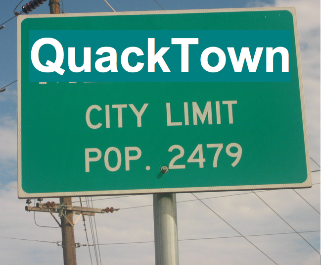 Welcome to Quacktown